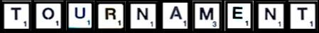 Tournament Puzzles