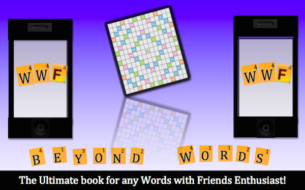 Words with Friends Book