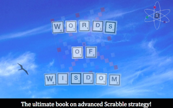 Scrabble Strategy book