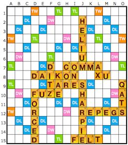 WWF Bingos